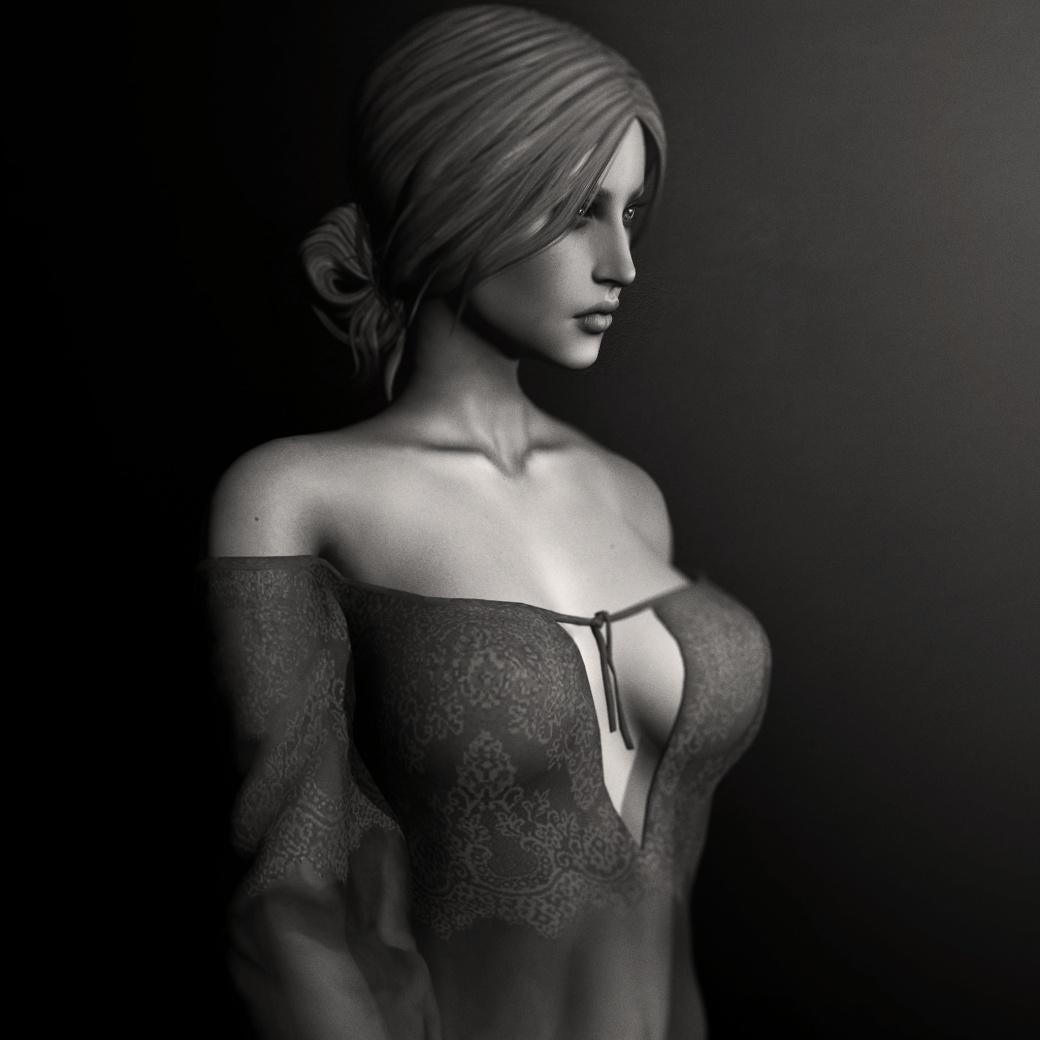 june portrait